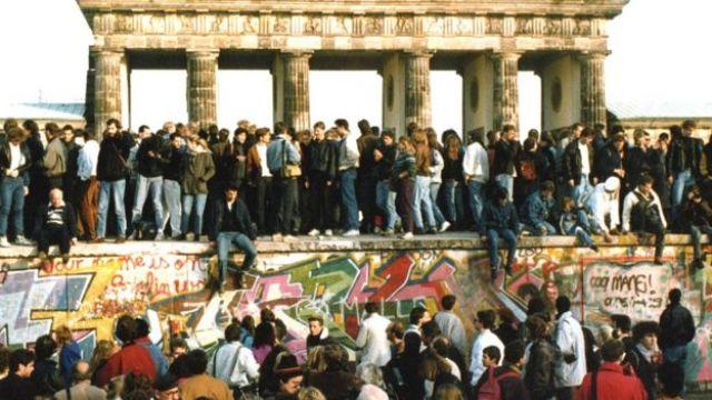 Caída del Muro de Berlín