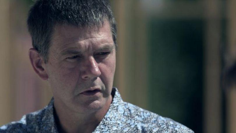 O pedreiro sueco Morgan Nilson, em entrevista à BBC