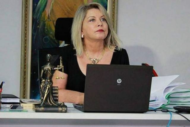 selma arruda como juíza