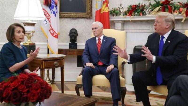 نانسی پلوسی (چپ) تا چند هفته دیگر رهبر جناح اکثریت در مجلس نمایندگان خواهد شد