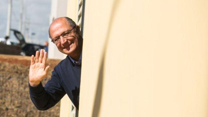 Ex-governador Geraldo Alckmin (PSDB), pré-candidato à presidência nas eleições 2018