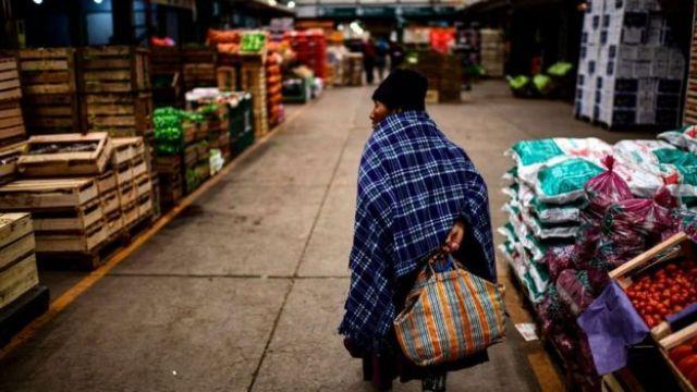 mercado em Buenos Aires