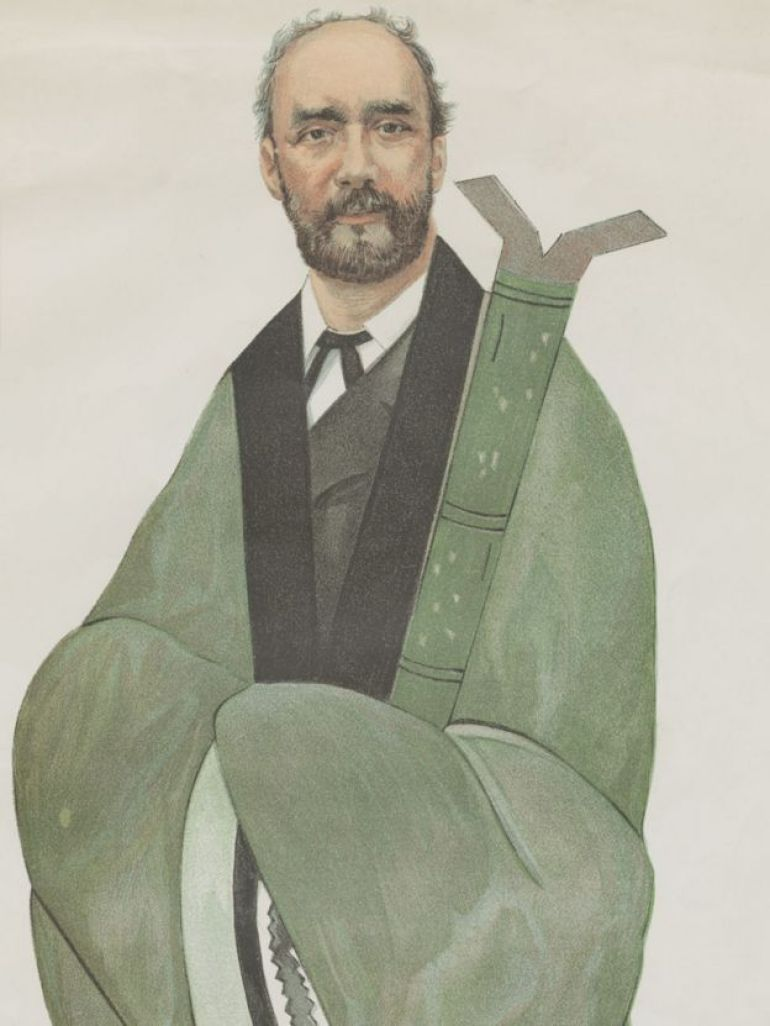 Ilustración de Robert Hart