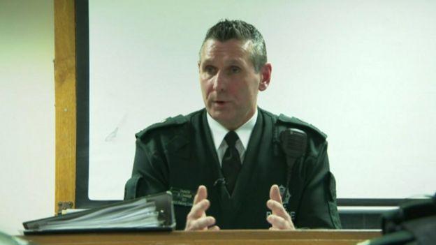 Insp Mark Cavanagh