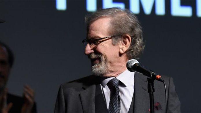 El director Steven Spielberg.