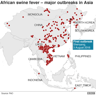 fever map