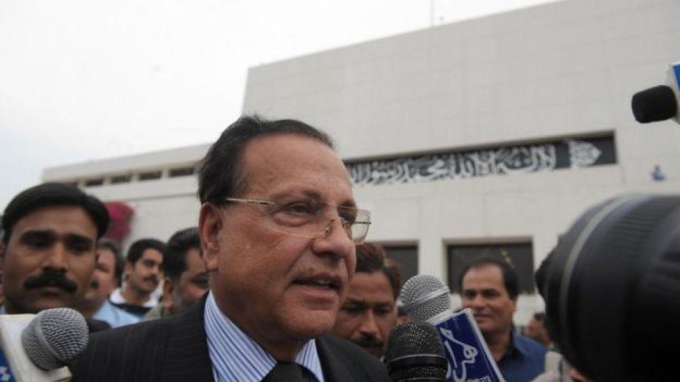 Político paquistanês Salman Taseer, morto em 2011