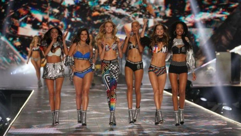 Modelos de Victorias Secret