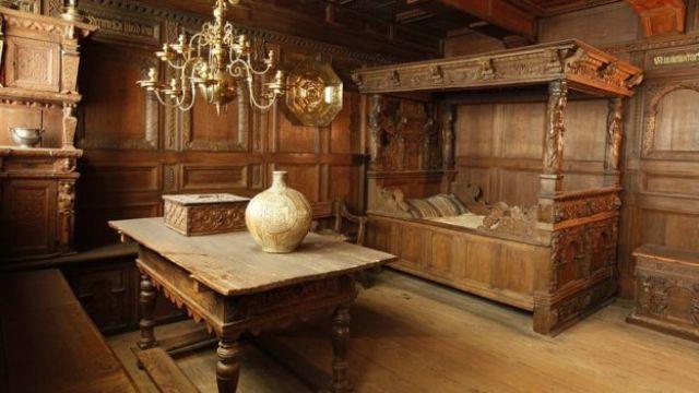 An old Danish interior