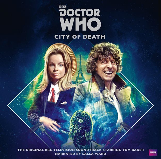 Artwork for Doctor Who: City Of Death Record Store Day release 2018