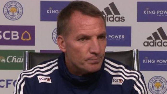 Mkufunzi wa Leicester, Brendan Rodgers