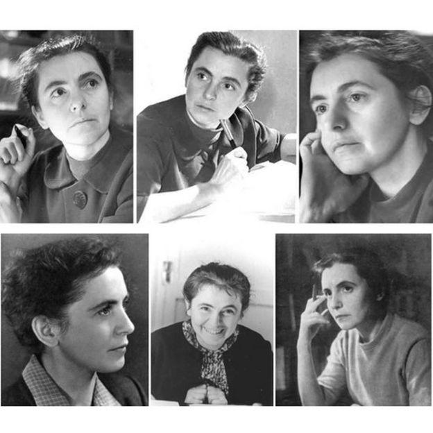 Olga collage