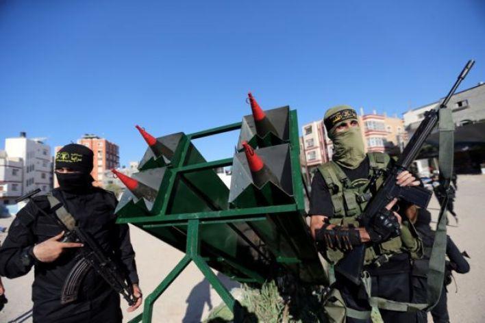 عناصر من حركة الجهاد في غزة