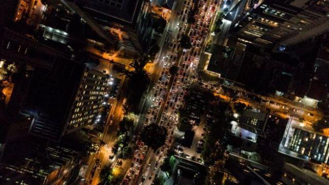 Carros em São Paulo