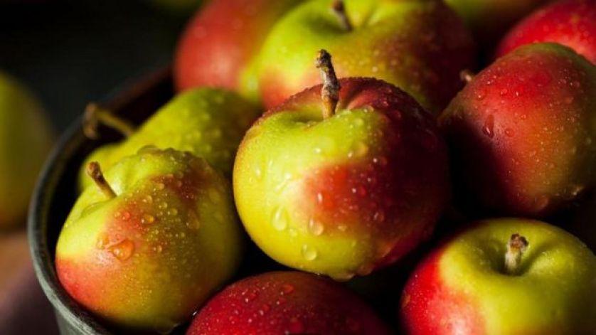 التفاح