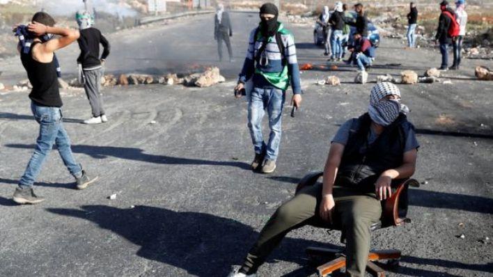 أثار قرار ترامب الاعتراف بالقدس عاصمة لإسرائيل موجة من العنف في القدس والضفة الغربية