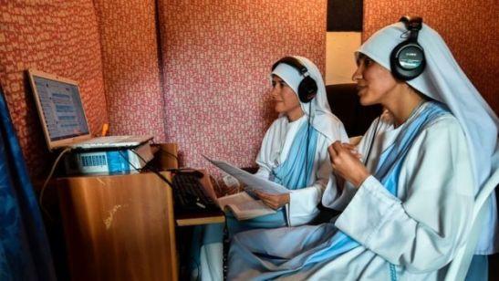 monjas en Colombia