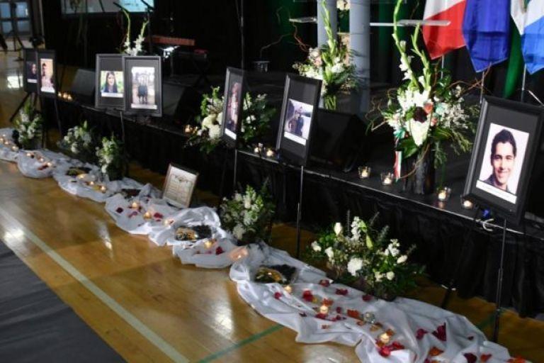 funeral muertos Ukraine International
