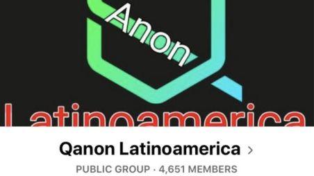 """O lema do QAnon na América Latina é """"o grande despertar"""""""