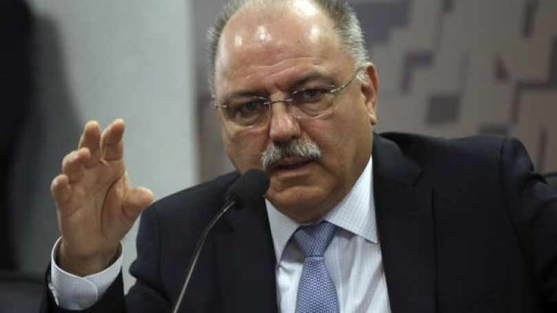 Ministro do GSI Sérgio Etchegoyen