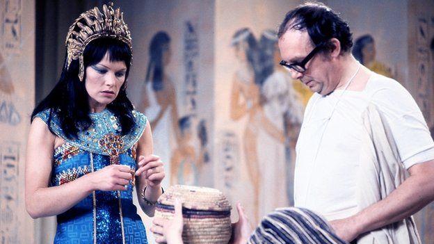 Glenda Jackson as Cleopatra