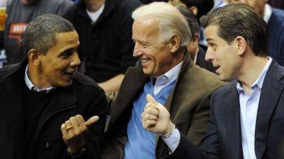 Obama y los Biden