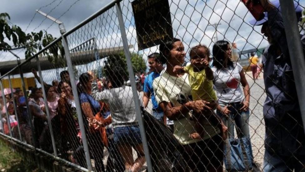106758848 nachodoce reuters - CRISE NA VENEZUELA: os riscos para o Brasil da escalada dos conflitos