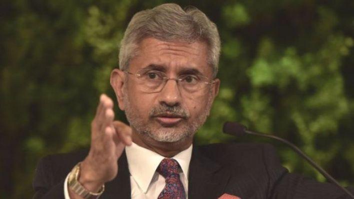இந்திய வெளியுறவுத்துறை அமைச்சர் ஜெய்சங்கர்