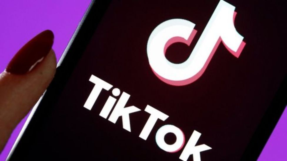 TikTok's logo