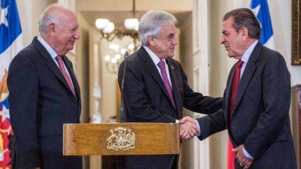 expresidentes de Chile