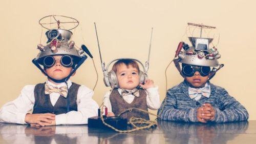 çocuklar beyin