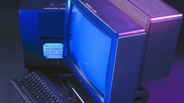 computadora CERN