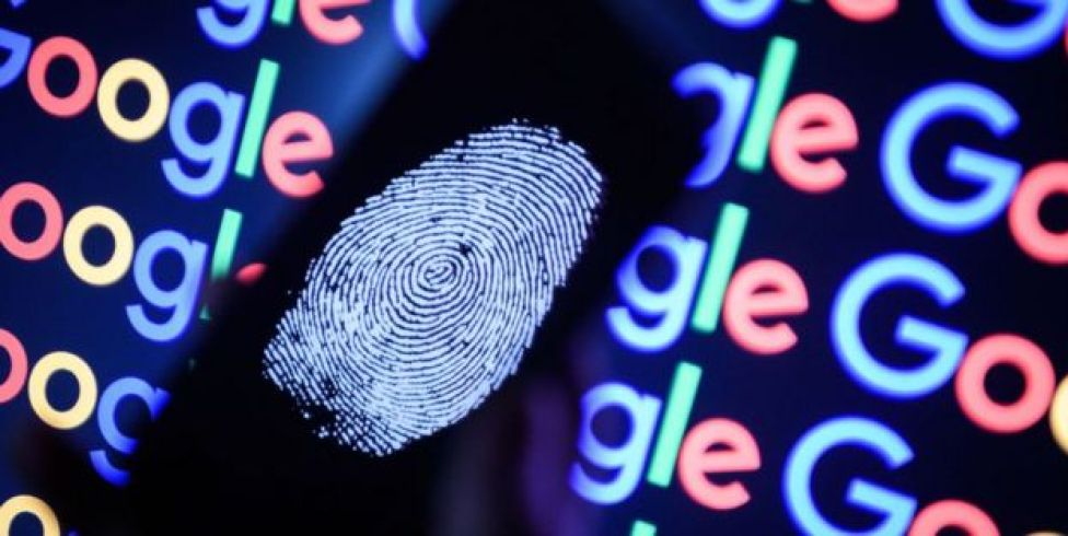 Fingerprint security on an Android phone