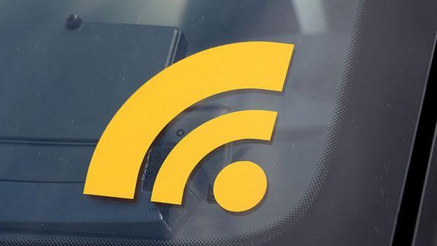 Signo de Wifi
