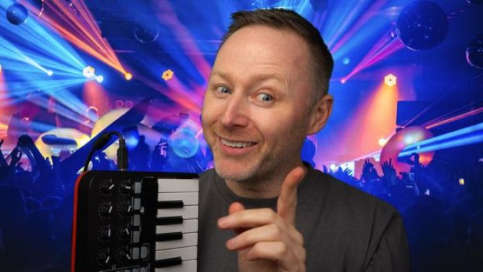 Limmy gives techno tips in episode 1