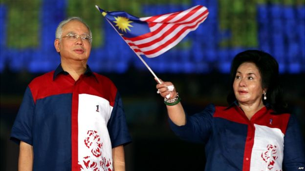Image result for Najib Looks Secure