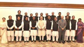 ভারতীয় প্রধানমন্ত্রীর সঙ্গে আওয়ামী লীগের প্রতিনিধি দল