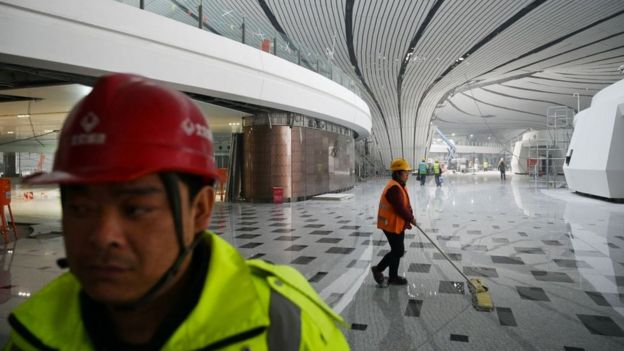 Pekín Daxing