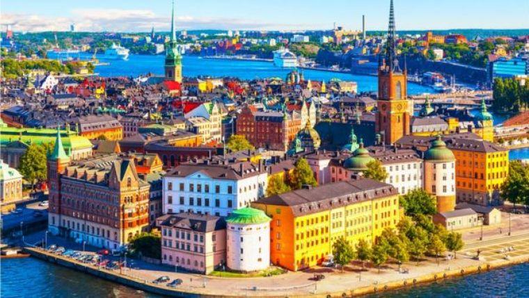 Estocolmo, na Suécia