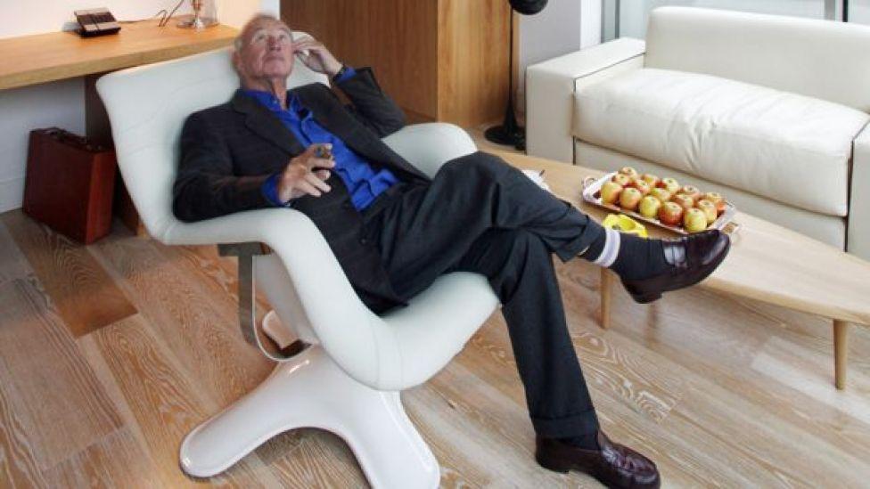 Sir Terence Conran in 2009