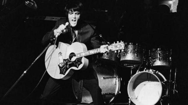 Elvis Presley en Las Vegas