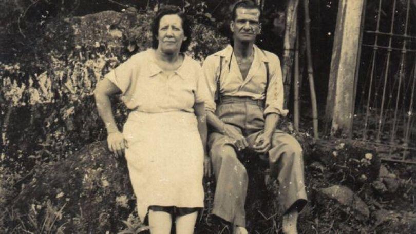 Zélio é Zélio Fernandino de Moraes e sua mulher, Maria Isabel Morse de Moraes
