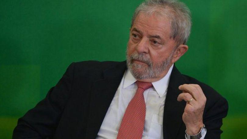 Luiz Inácio Lula da Silva em 17 de março de 2016