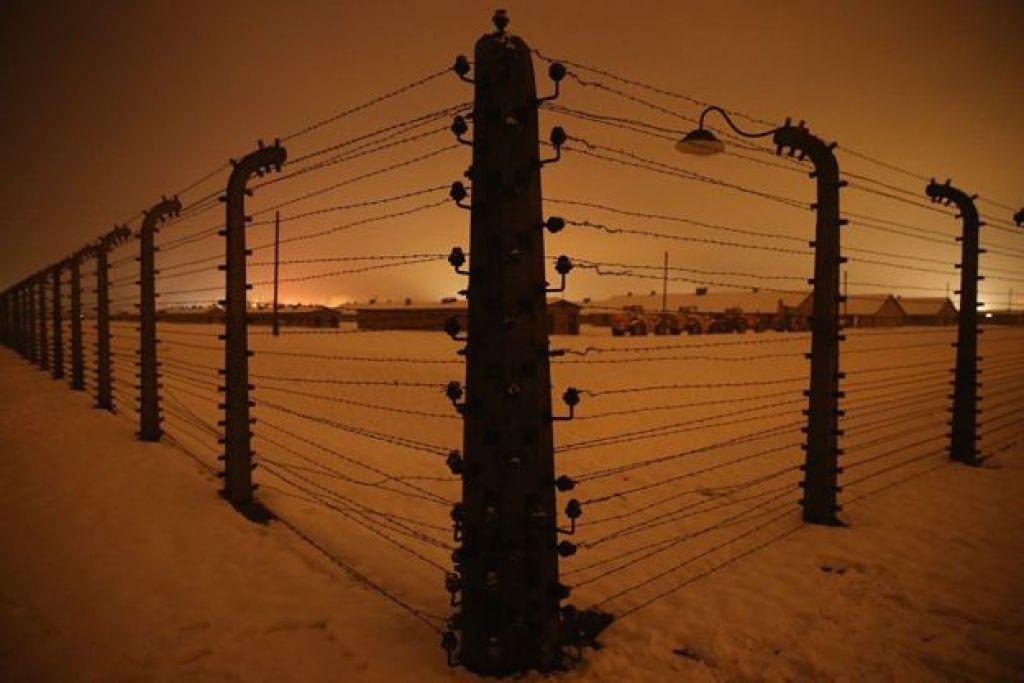 Imagen de Auschwitz.