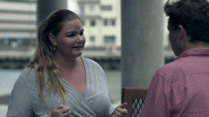 Frisa Svensson, sueca, em entrevista à BBC