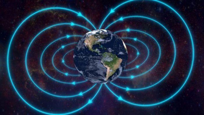 Ilustración del campo magnético