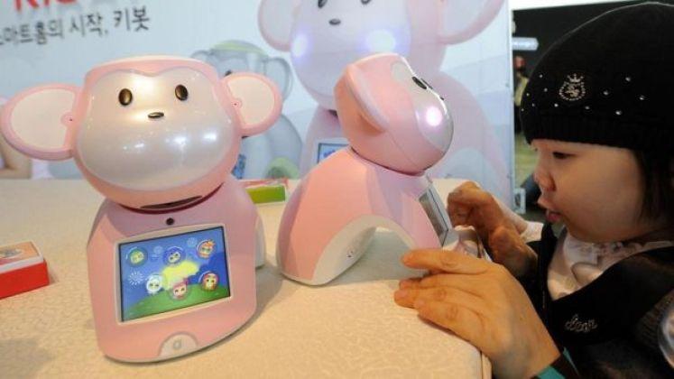 أجهزة روبوت للأطفال