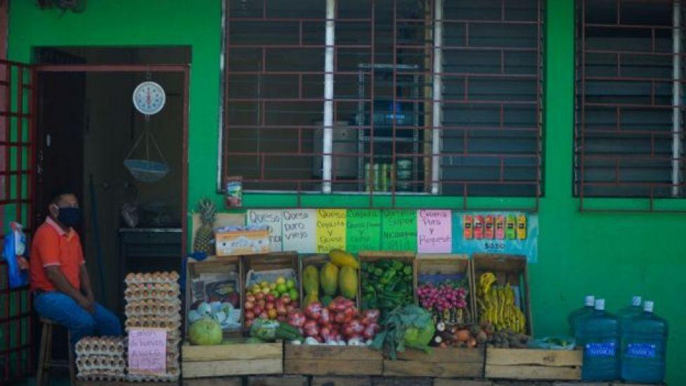 متجر للخضروات