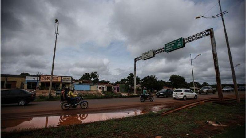 Estreito, no Maranhão
