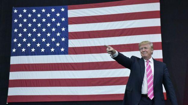Ông Trump từng nói biến đổi khí hậu gây hại cho việc làm của người Mỹ